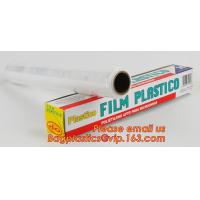 China surface protection PE best fresh cling film, China stretch cling wrap manufacturer pe food wrap with sample wholesale
