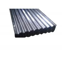 China Top Quality Galvanized Corrugated Metal Roofing Sheets Zinc Coating Design on sale