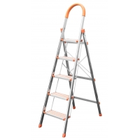 China Non Insulated 6.2ft Stainless Steel Step Ladder wholesale