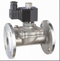China SS Stainless Steel Water Solenoid Valve Normally Open High Safety wholesale