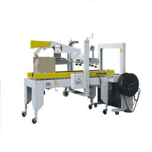 China Case box Tape sealing machine carton packer Case erecting machine box folding machine wholesale