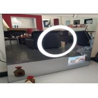 China 5mm Thickness Hotel Mirror Tv , Built In Mirror Lcd Tv 400cd / M2 Brightness wholesale