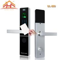 Buy cheap Contactless RFID Card Door Lock 390*75*32mm 6-12 Months Power Lifetime from wholesalers