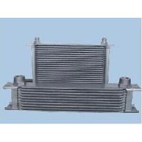 China Car Reducing Temperature Engine Automotive Oil Coolers / Air heat exchanger wholesale