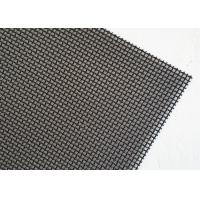 China Weave Type Stainless Steel Decorative Wire Mesh For Security Window Screens wholesale
