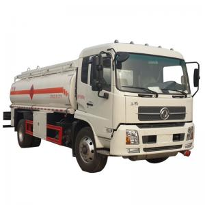 China XDEM Dongfeng 132kw 15000L Fuel Tanker Truck With Diesel Engine wholesale