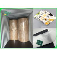 Buy cheap 26gsm to 50gsm non-polluting Greaseproof white kraft Paper for Bacon packaging from wholesalers