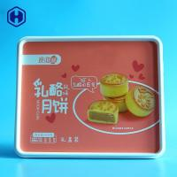 China Wedding Gift Plastic Square Box Container Food Safe Aesthetic Feeling wholesale
