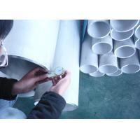 China Chemical Industry Large Diameter Stainless Steel Pipe, 114.3mm SCH20s / Sch 40 Stainless Steel Pipe wholesale