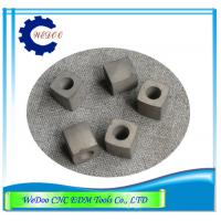 China EDM Carbide Block / Conductive Block 12x12x6mm For Wire Cut EDM Machine wholesale