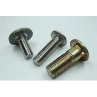 stainless Steel Silo Bolt with Plastic Cap