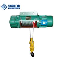 China 100kg Mini Size Electric Rope Hoist , Hard Gear Surface Drywall And Panel Hoist on sale