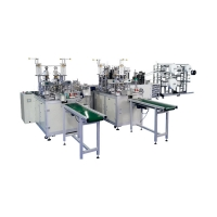 Buy cheap 13KW 175mm*95mm Medical Mask Production Machine from wholesalers