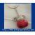 Quality Sheep Shape Metal Custom Key Chains , Lovely Wedding Souvenirs Customised Keyrings for sale