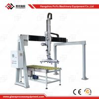 China Fully Automatic Flat Glass Handing Equipment Glass Loader With Safety System wholesale