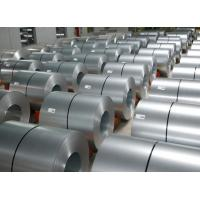 China Outer Walls Hot Dipped Galvanized Steel Coils Regular / Minimized Spangle wholesale