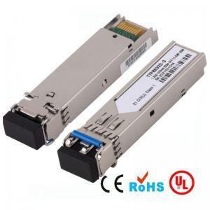 China Gigabit Ethernet 1.25G SFP Optical Transceivers 850nm Wavelength SFP-1GE-SX,SFP supplier on sale