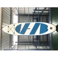 Buy cheap DWF Material Super Stable Inflatable River Surfing Board / Whitewater Blow Up Paddle Board from wholesalers