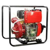 China Cast Iron 2 Inch Diesel Water Pump wholesale