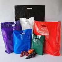 China Colored Shopping Retail Gift Bags Customized Thickness Gravure Printing wholesale