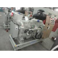 Buy cheap BV/CCS Certification 180kw/225kva Main propulsion Marine Diesel generator set from wholesalers