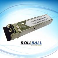 China 1.25G sfp module , Rollball SFP Transceiver module , 550m SFP module wholesale