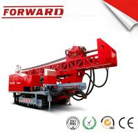 1500m Deep Hole Multifunction Hydraulic Water Well Drilling Equipment TDR-50