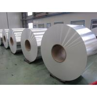 China Smooth Surface Rolled Aluminium Coil Sheet 0.2 - 3.0 Mm Thickness With Film wholesale