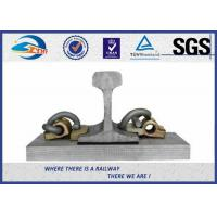 Quality Customized E Elastic Rail Clips HDG Steel 60Si2MnA as Track Part wholesale