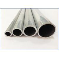 China Straight Precision Aluminum Tubing , Air Conditioning Line Welding Aluminium Tube wholesale