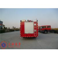 China HOWO Chassis Water Tender Fire Truck With Manual 9JS119 Gearbox Model wholesale