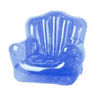 Buy cheap Customized Inflatable Sofa Chair Eco Friendly PVC For Home from wholesalers