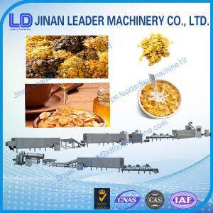 China Corn Flakes Breakfast Cereals Machine wholesale