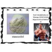 Buy cheap White Crystalline Powder Bodybuilding Stanozolol Winstrol Hormones Steroid Male Enhancement Steroids CAS 10418-03-8 from wholesalers