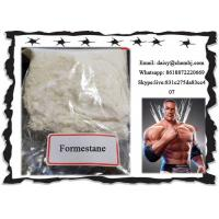 Buy cheap High Purity PCT Anti Estrogen White Crystalline Powder Steroid Lentaron CAS 566-48-3 from wholesalers