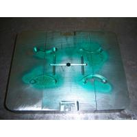 Quality 4 Cavity Plastic Injection Mold Making For Cover Console Bezel Housing Clip Holder wholesale