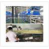 China Bag Instant Noodle Production Line , Compact Structure Cup Noodles Machine wholesale