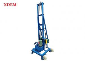 China Portable 2.5kw 80m Well Drilling Machine For Farm Irrigation wholesale