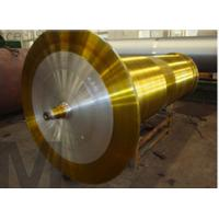 China CNC Machining Turning hoisting Winch tower Crane Trolley Wire rope winding drums wholesale
