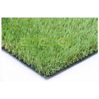 Buy cheap Plastic Turf Grass Realistic Artificial Grass Backyard SGS Certificate Approved from wholesalers