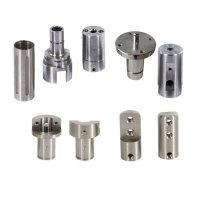 China 2D Format CNC Machining Metal Parts wholesale