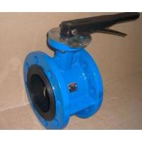 China DN250 10 Inch Butterfly Check Valve Fusion Bonded Epoxy ASTM For Water,125LB,WATER wholesale