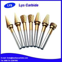 China Hard alloy tungsten carbide rotary burrs wholesale
