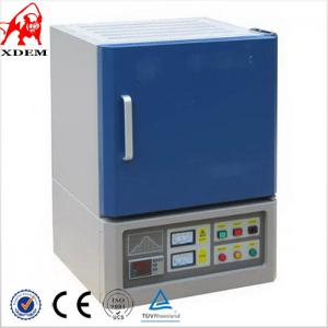 China 1400C Degree High Temperature Furnace With PID Auto Controller For Laboratory wholesale