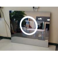 China Anti - Fog Bathroom Mirrors With Tv Behind It wholesale