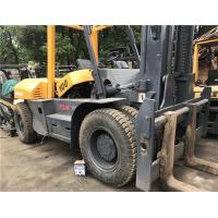 China Used Komatsu FD100 Forklift With Original Japan Condition/ High Quality FD100 Komatsu Forklift For Sale Cheap wholesale