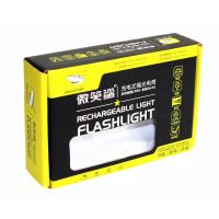 Custom Printed Corrugated Boxes for Flashlight Packaging / Electric Torch Packaging