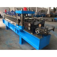 Buy cheap 15 stations Ceiling Roll Forming Machine , C Channel Roll Forming Machine With Servo Motor from wholesalers