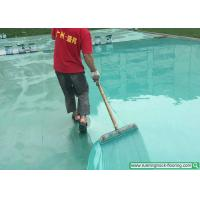 Buy cheap Silicon PU sport court installation on-stie construction service from wholesalers
