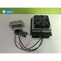 China 100W 48VDC Thermoelectric Air Conditioner With Controller And Cover wholesale